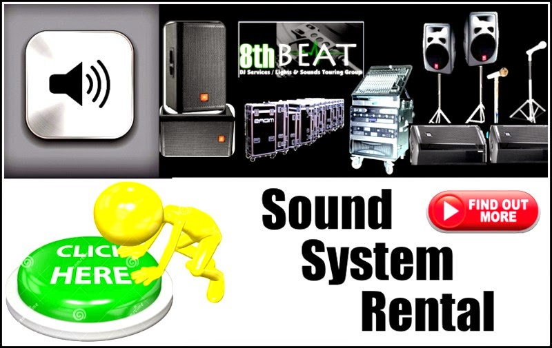 Lights And Sounds Rental For WEDDING Debut Birthday Party With Professional DJ
