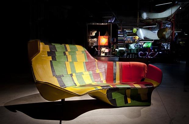 Metamorfosi martino gamper para moroso arquitectura y for Los mejores disenos de interiores del mundo