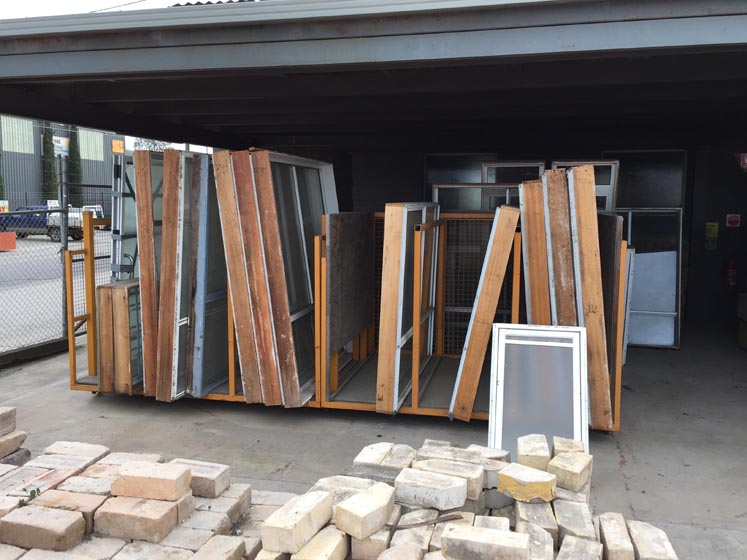 Recycled Building Material Suppliers And Second Hand