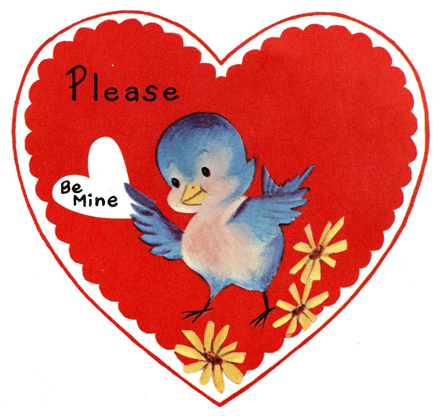 A Happy Bluebird: February 2013