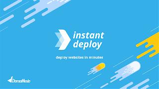 Instant Deploy auto installer