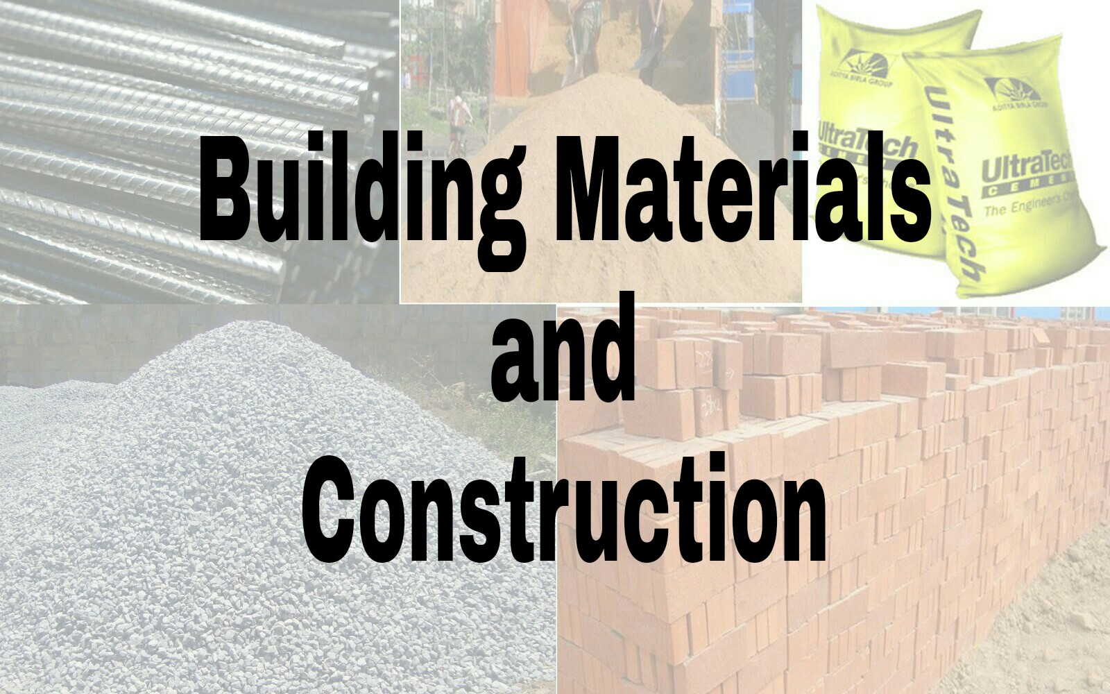 Building Materials And Construction Book