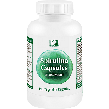 Supper Food. Spirulina ~ Academy of Family Health