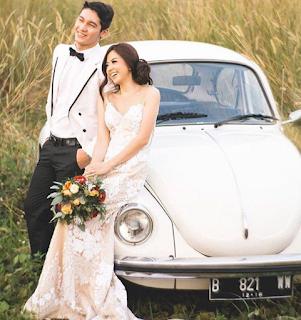 Foto Prewedding Samuel Zylgwyn & Franda - Pernikahan Artis 2016 1