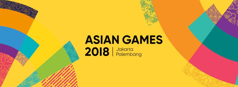 Sukan Asia 2018 Indonesia