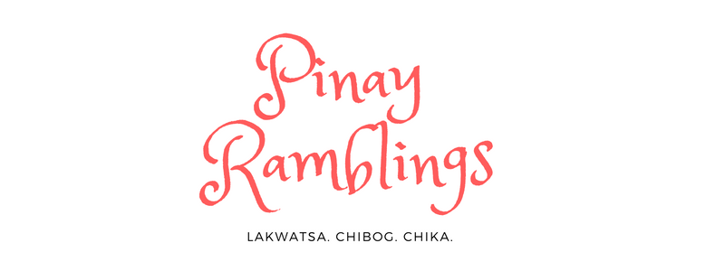 Pinay Daily Ramblings