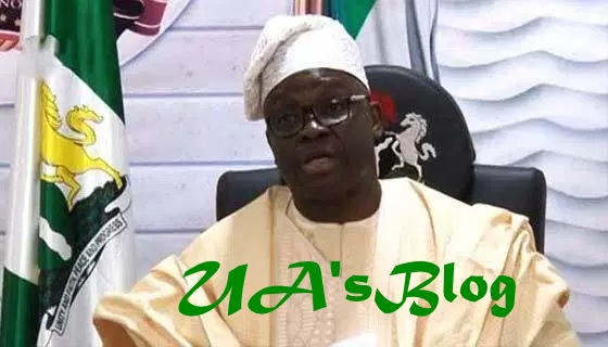BREAKING: Fayose Threatens To Quit PDP...How true?