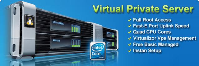 VPS hosting, web hosting