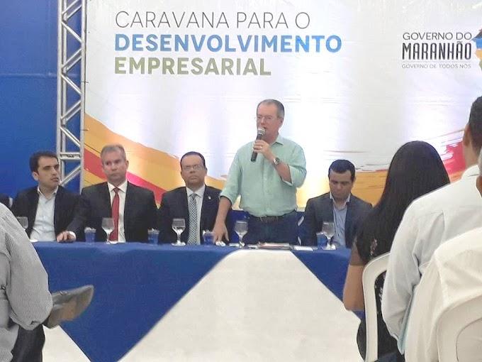 Deputado Levi Pontes destaca a Caravana do Empreendedorismo e a geração de emprego e renda em Chapadinha