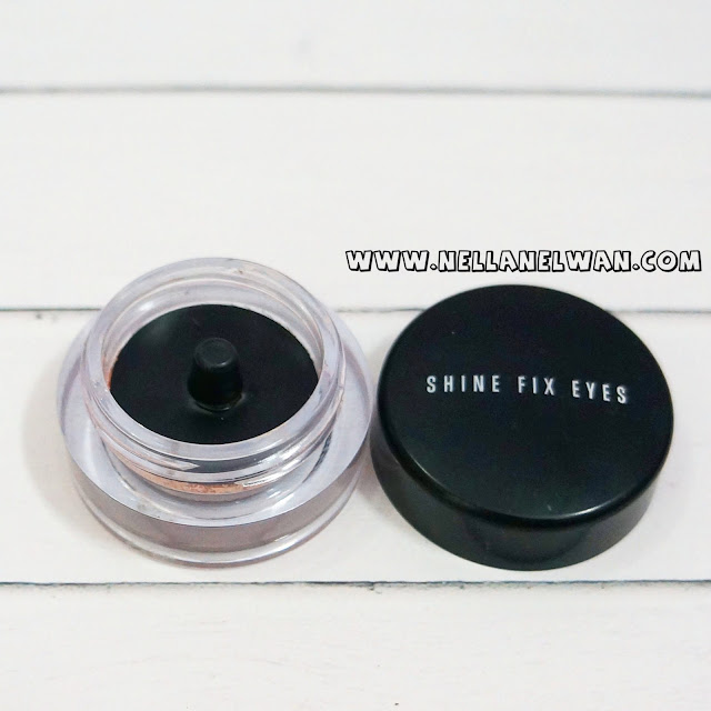 Review Aritaum Shine Fix Eyes No2 Pink Oyster