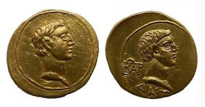 Σπάνιο χρυσό νόμισμα της Ρωμαϊκής Αυτοκρατορίας ανακαλύφθηκε στη Νότια Ρωσία