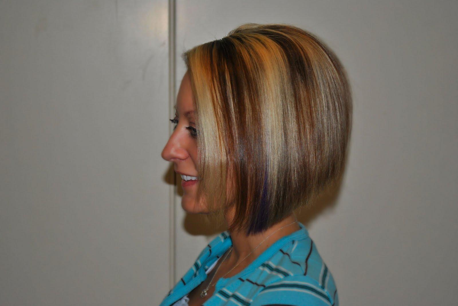 Aline Hair Styles: A Buhr Blog: Official Haircut