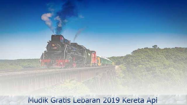 Mudik Gratis 2019 Kereta Api