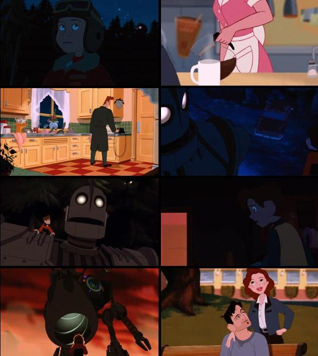 The Iron Giant 1999 Dual Audio Hindi 720p BRRip 900mb
