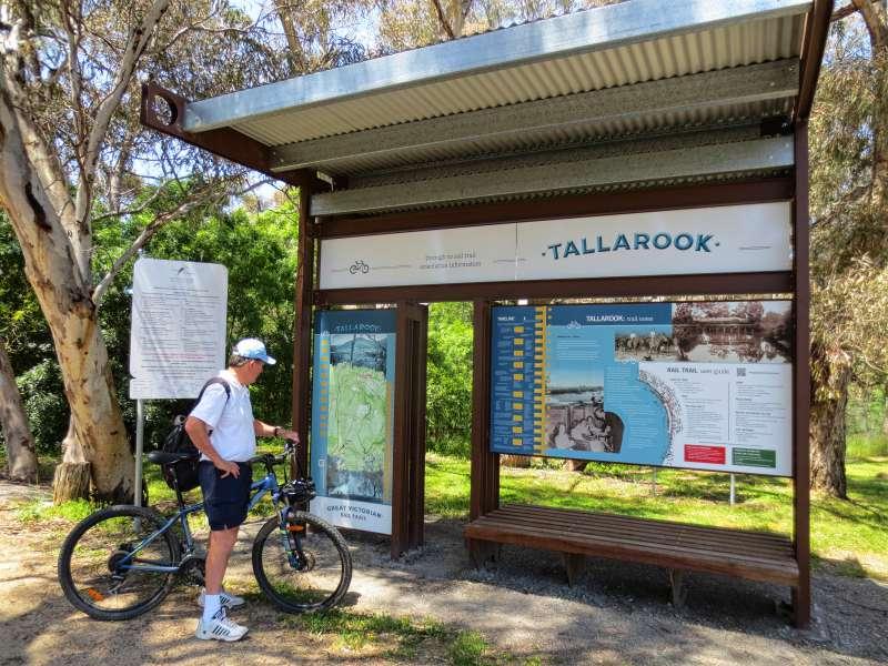 The Great Victorian Rail Trail at Tallarook