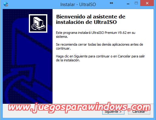UltraISO Premium v9.6.2 Multilenguaje ESPAÑOL Editor De Archivos De Imagen CD/DVD 2