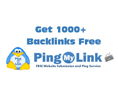 free 1000+ backlinks