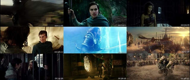 Warcraft: El origen (2016) DVDRip Español Latino