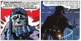 Darkseid and Darth Vader - separated at birth?