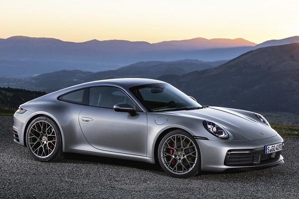Porsche 911 992 Carrera 4S 2019