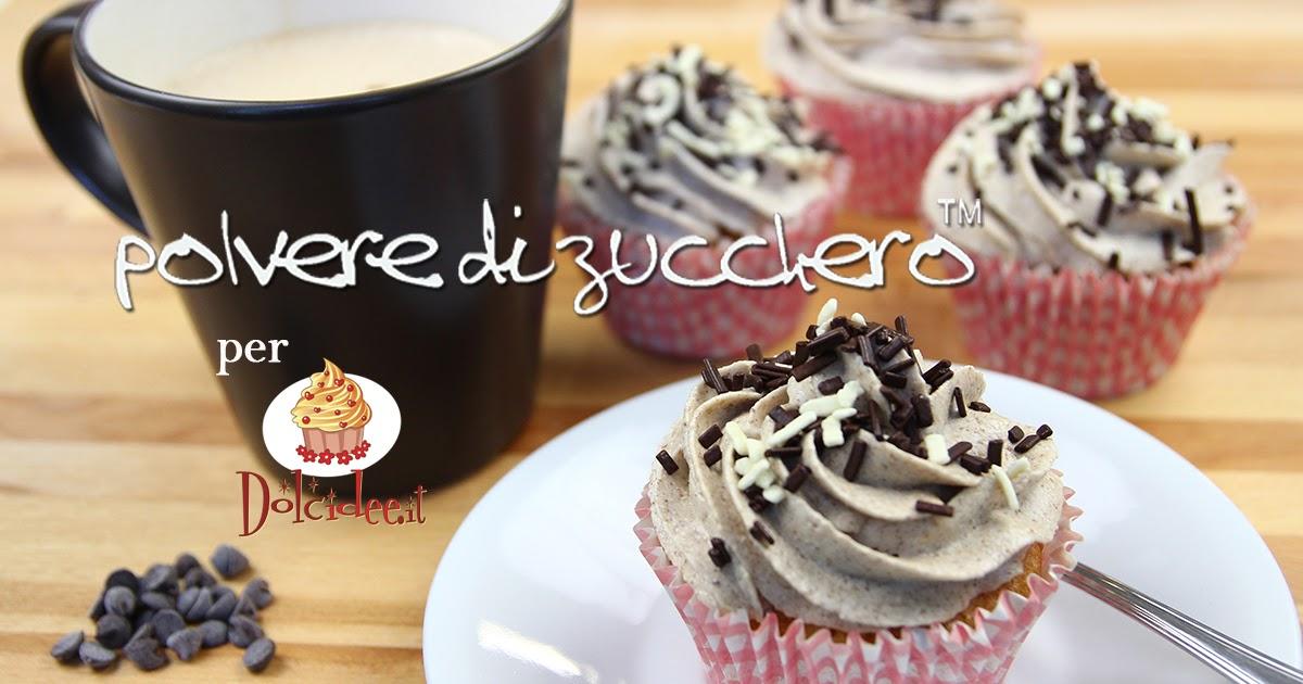 Ricetta cupcake al cappuccino polvere di zucchero cake for Decorazione torte e cupcake