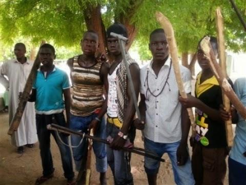 villagers killed boko haram
