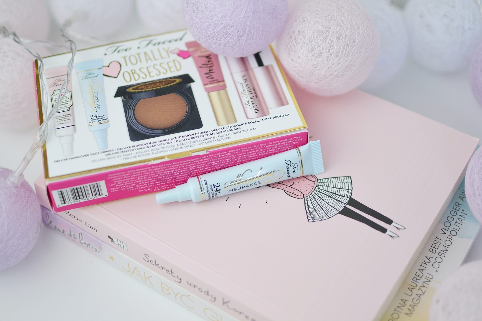 too faced TOTALLY OBSESSED