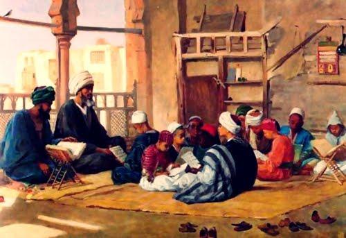 Hasil gambar untuk karya imam 4 madzhab