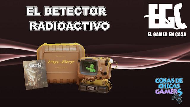 El gamer en casa - fallout 4 pipboy edition