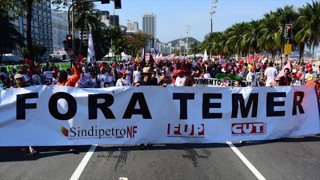Un juez federal deroga prohibición sobre manifestaciones en JJOO de Río 2016