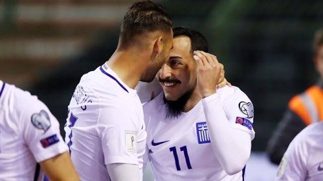Εθνική Ελλάδος βγαλμένη από τα παλιά: Βέλγιο  - Ελλάδα 1-1 (βίντεο)