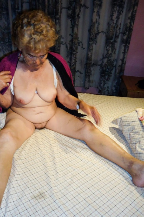 70 yo asian granny takes anal - 1 7