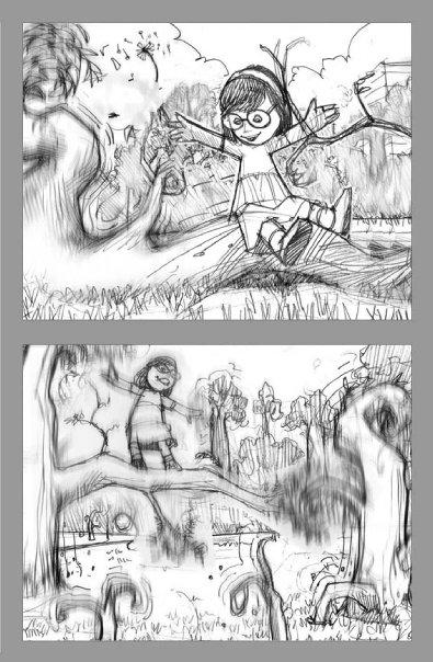 Storyboard artist in barcelona
