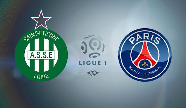 Saint-Etienne vs Paris Saint Germain Full Match And Highlights