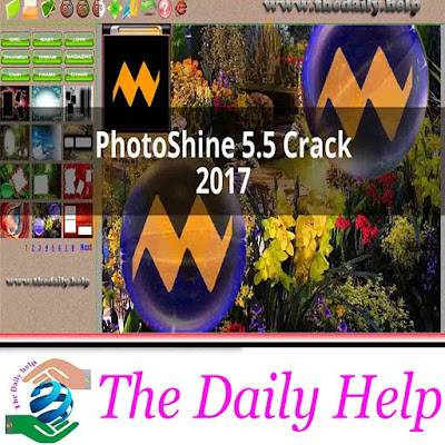 Photoshine 2017 Crack Plus Serial Key Free Download