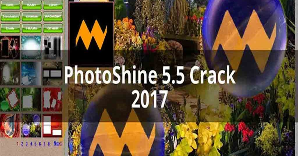 photoshine software free download with crack