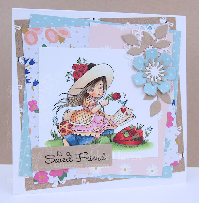 Heather's Hobbie Haven - Love Letters Card Kit