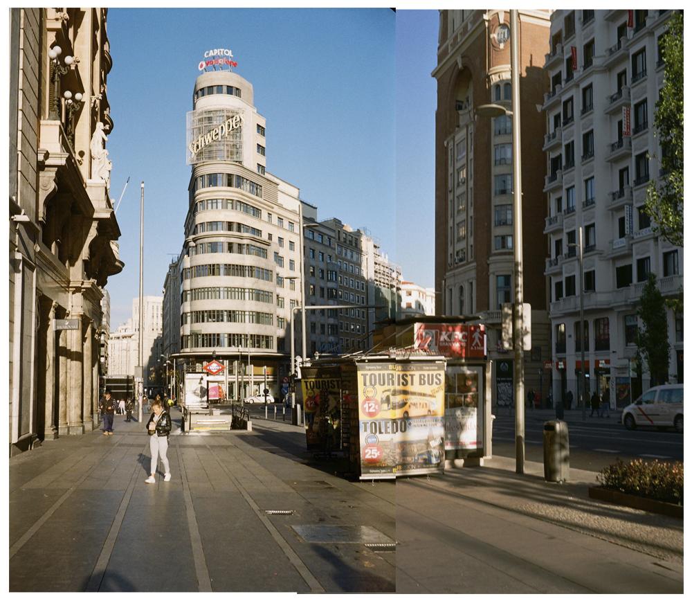Pequeño estudio sobre Madrid y algunos Madrileños