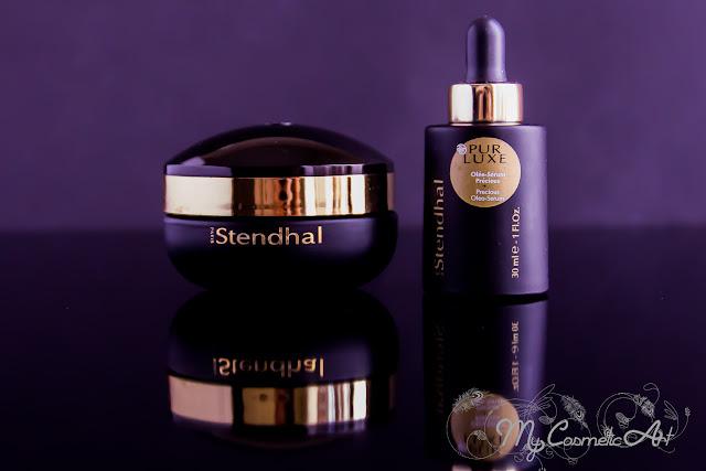 Mi experiencia con Stendhal Pur Luxe: crema de noche Soin Global Anti-Age y Oléo-Sérum Précieux.