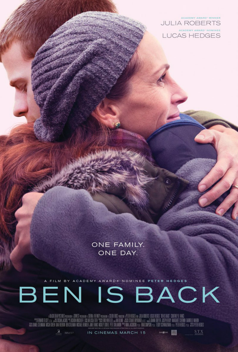 ben is back poster