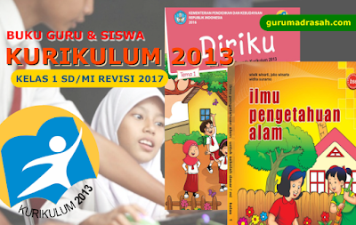 buku guru dan siswa kelas 1 sd