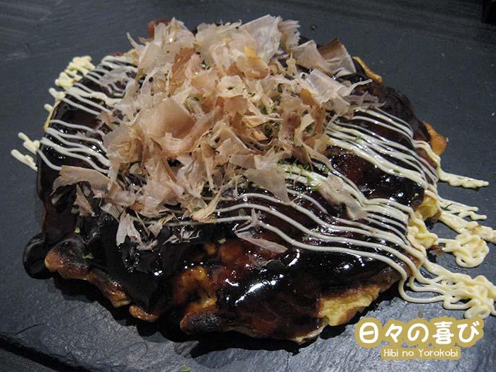 Okonomiyaki de chez Okomusu