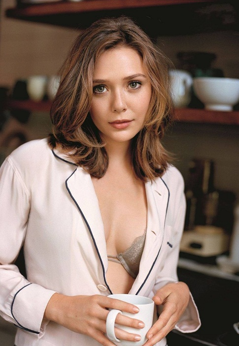 Elizabeth Olsen Latest Images