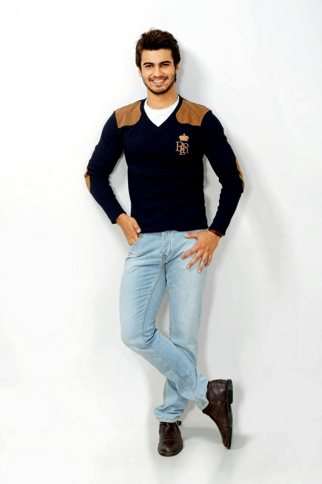 Fashion Men Casual 2013 Latest Casual Wear Out...