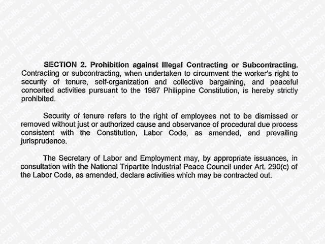 """As one of his campaign promises, President Rodrigo Duterte signed an executive order seeking to stop contractualization among local workers. The president said that the EO prohibits """"illegal contracting or subcontracting or undertaking to circumvent the workers' right to security of tenure.""""  Endo system deprives the locally hired workers of benefits that regular employees enjoy as the work contract usually lasts for only five months or less, there will be no end of service benefits even if you renew the said contract over and over again for ten years with the same company.   """"I remain firm in my commitment to put an end to 'endo' and illegal contractualization,"""" the president said.  Advertisement         Sponsored Links           President Rodrigo Duterte has signed a landmark executive order (EO) that puts an end to illegal contractualization in the Philippines.  Duterte inked the EO on May 1, and made the announcement during a speech in a Labor Day celebration in Cebu.    Duterte also expressed confidence that the EO will ease laborers' worries regarding the lack of security of tenure.  The president also said that the government will continue to provide """"dignified and meaningful employment"""", however, he said that the newly signed executive order is not enough to ensure the security of tenure.  """"I can only implement but if there are things that need to be corrected, modified to suit the needs or the demand of time… We have to amend or correct or recommend revision or revisit the laws,"""" Duterte said.  The Palace has yet to release a copy of the EO.  """"Endo,"""" which stems from the term """"end of a contract,"""" refers to the practice of short-term contracts short of six months that would make a worker a regular employee.  The newly signed Executive Order which is yet to be released in public draws different reactions among labor groups. The Employers Confederation of the Philippines, or ECOP, expressed concerns about some provisions outlined in the EO.  """"Government though"""