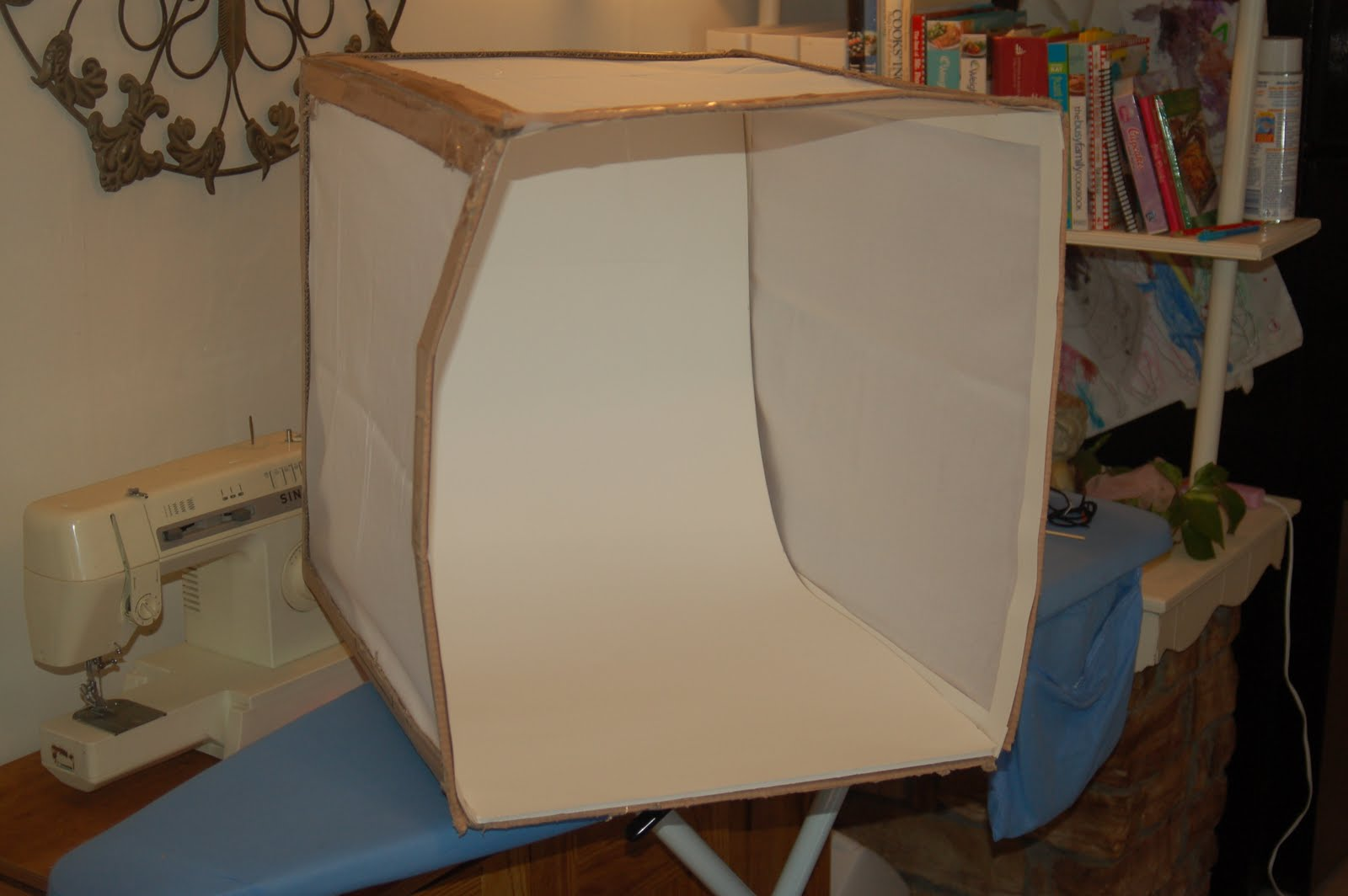 Craft Anyway Make Your Own Light Box