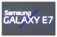 Samsung Galaxy E7 logo