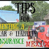 Tips for a smooth car-rental event in Mexico