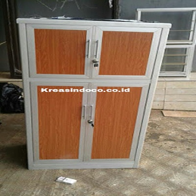 Daftar Harga Lemari Baju Aluminium Jabodetabek Update