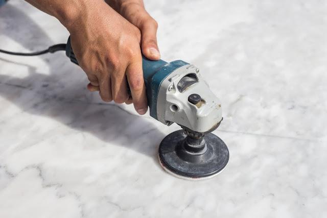 Berikut Langkah-langkah Memoles Marmer Yang Bisa Anda Coba Sendiri